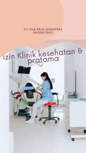 jasa pengurusan izin klinik